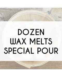 Wax Melts - Special Pour