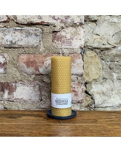 "2"" x 6"" Beeswax Column"