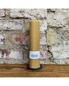 "2"" x 9"" Beeswax Column"