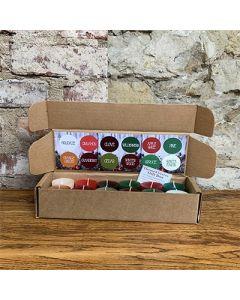 Holiday Votive Box