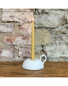 Chamberstick Ceramic Holder