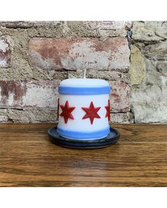Chicago Flag Column