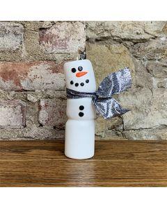 Marshmallow Snowman - 2x6