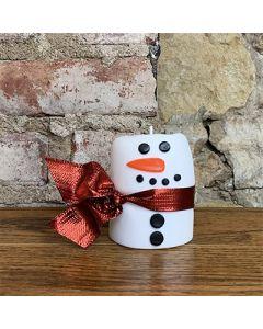 Marshmallow Snowman - 3x3
