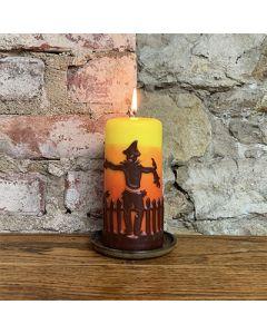Scarecrow Column